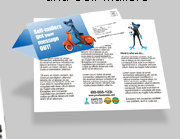Digital & offset Flyers and Brochures